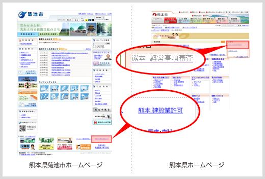 自治体広告掲載事例